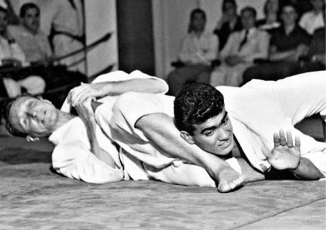 1955 – The Carlson Gracie Era