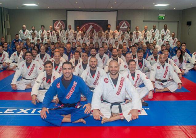 2000 – Globalisation of Brazilian Jiu-Jitsu
